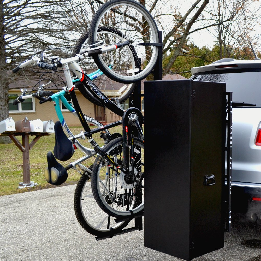Bike Cargo Carrier : The carry all large cargo carrier